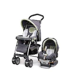 Travel System Resale Chicco Key-fit Stroller Cortina Discovery